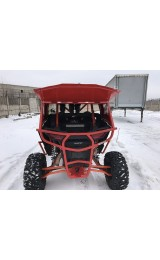 Бампер задний POLARIS RZR 1000 XP  347
