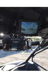 Камера и монитор заднего вида 378